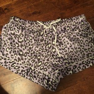 Victoria Secret pajama shorts